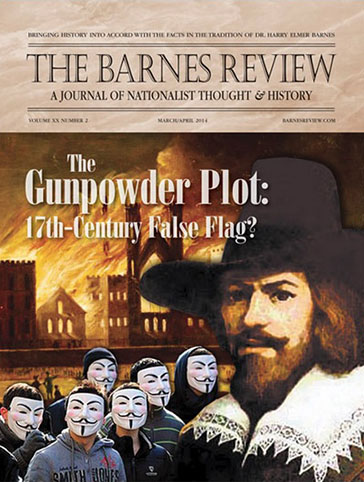 The Barnes Review, March/April 2014