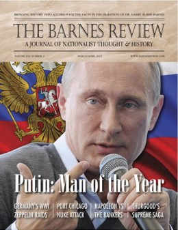 The Barnes Review, March/April 2015