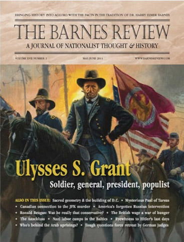 The Barnes Review, May/June 2011