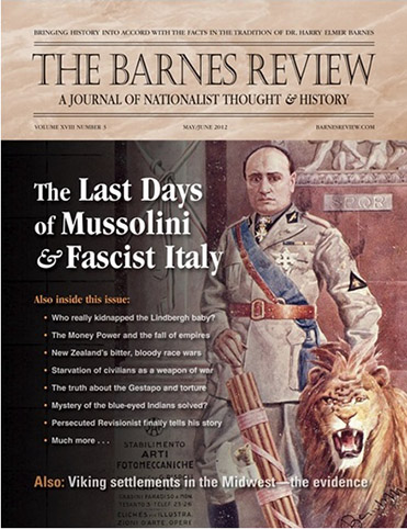 The Barnes Review, May/June 2012
