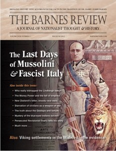 The Barnes Review, May-June 2012