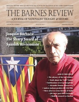 The Barnes Review, May/June 2013