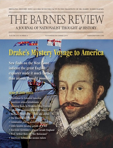The Barnes Review, November/December 2010