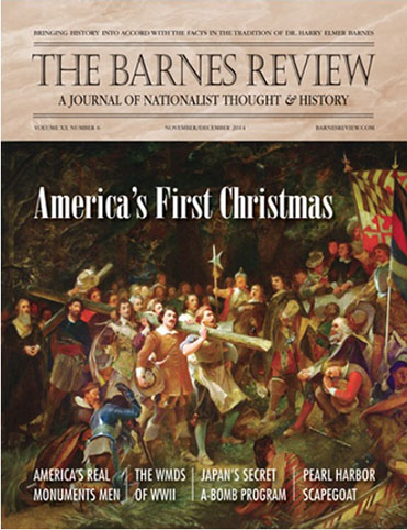 The Barnes Review, November/December 2014