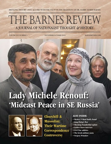 The Barnes Review, September/October 2010