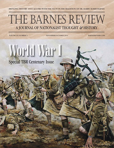 The Barnes Review, September/October 2014