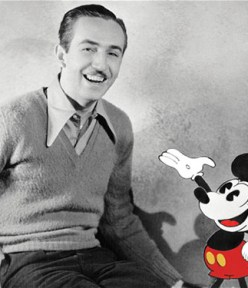 Walt Disney and the American Dream—The Life of An American Creative Genius