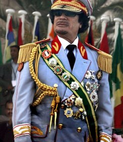 Gold Currency and Killing Gaddafi