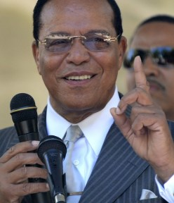 """""""They Don't Want to Hide Their Deceit Anymore"""" — Louis Farrakhan Endorses Trump"""