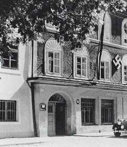 Hitler Birth House Drama Rolls On
