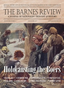 THE BARNES REVIEW, MARCH/APRIL 2017