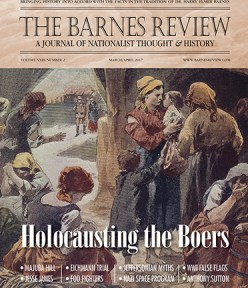 March/April 2017 Issue: Paul Angel – The Barnes Review March/April 2017