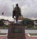 "Ghana's Gandhi Statue to be ""Moved"""