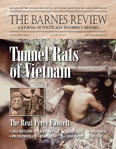 The Barnes Review July/August 2017