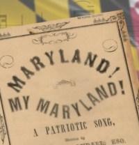 TBR Radio – The Dixie Heritage Hour 02/09/18 – Maryland my Maryland