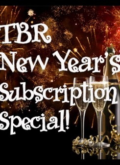 2019 TBR SUPER NEW YEAR SUBSCRIPTION DEAL (USA ONLY)