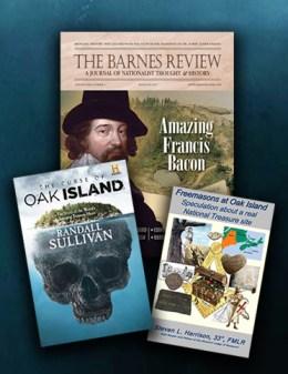 Oak Island Book Special