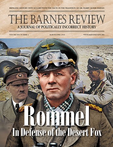 The Barnes Review, March/April 2019
