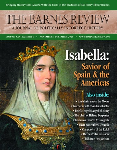 The Barnes Review, November/December 2020