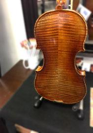 Specialty Handmade Violin -backside