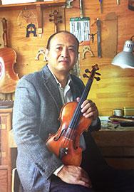 Zhao Zhengjie Cedar Violins