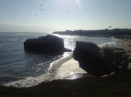 Natural Bridges, Santa Cruz.