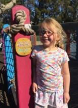 Copyright infringement, at Magical Bridge Playground, Palo Alto.