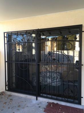 patio door gates security doors our