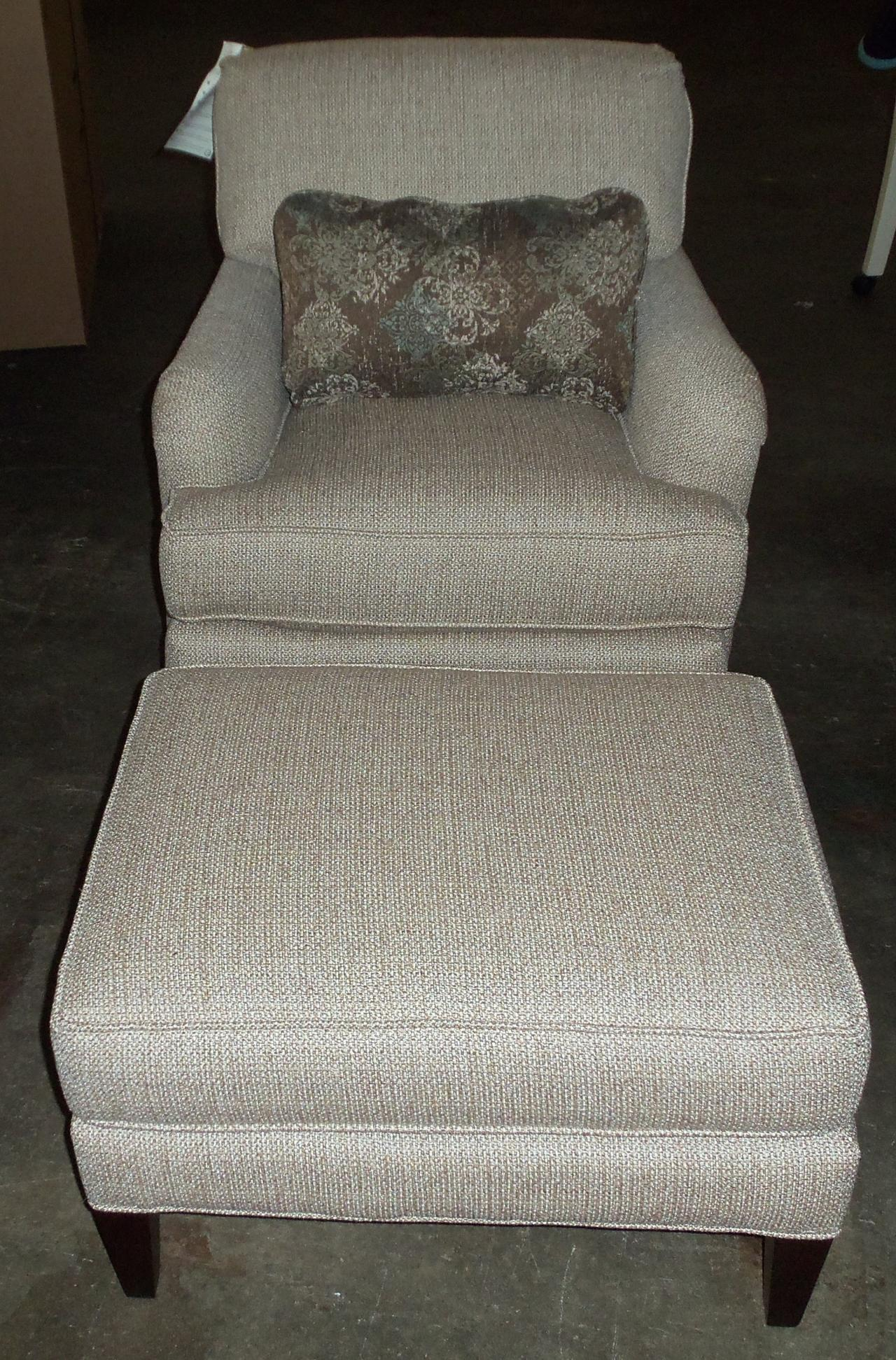 Barnett Furniture Craftmaster 021910 Chair