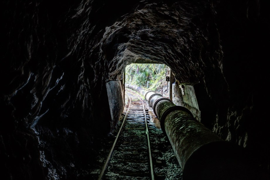 Tramway tunnel