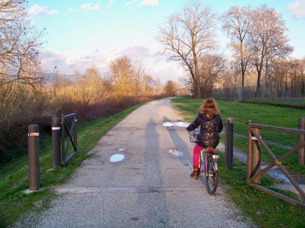 Greta sulla via del ritorno