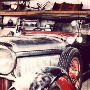 Huppmobile 1927 Phaenton