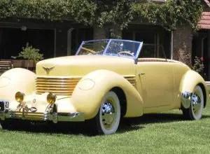 cord 812 cabriolet 1937