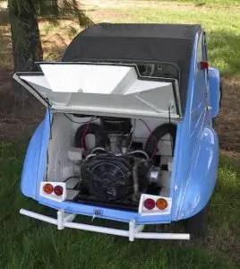 2cvlisto motor