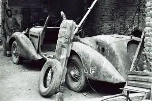 Delahaye 135M 1938 Body by Figoni & Falaschi
