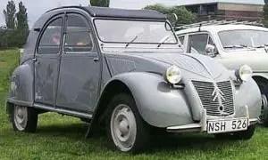 2cv 1954 belga