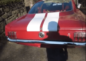 A/FX Mustang
