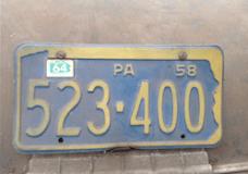 54 plate on 47' Mercury