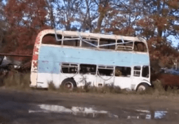 Double Decker Junkyard