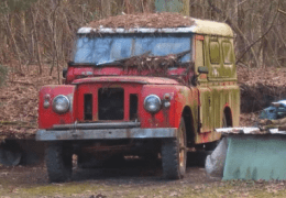 Rover Abandoned