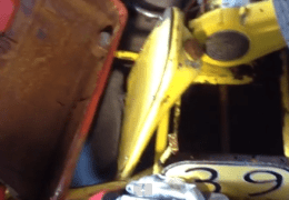 2 stroke racing kart