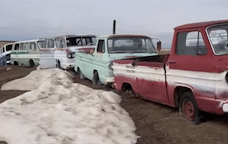 Chevrolet Corvans