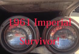 '61 Imperial Survivor!
