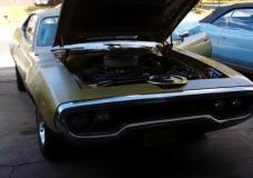 Plymouth GTX 440 Survivor