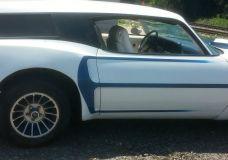 1977 Pontiac Trans Am Wagon complete side view
