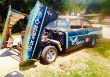 1957 Chevy Craigslist Find with Flip Front End