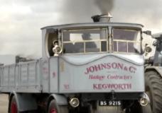 Restored Steam Lorrie