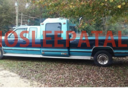 1993 Chevy 2500 Extended Sleeper Custom
