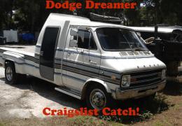Solid Dodge Dreamer