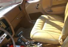 Wagon Passenger Seat